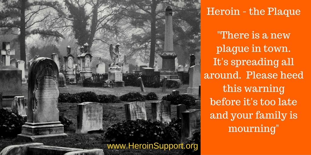 Heroin the Plaque