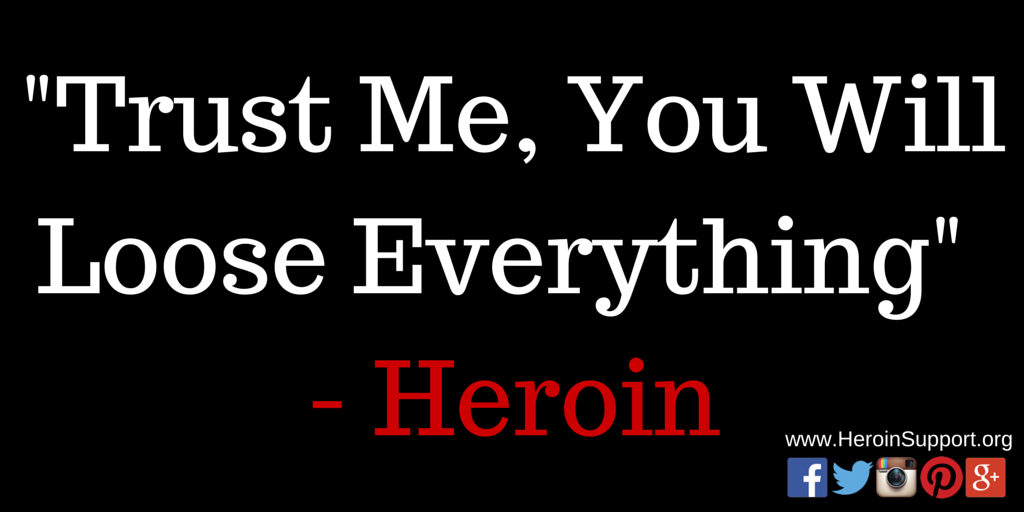 Heroin: Myth vs Fact - From the Eyes of a Mother Who Lost Her Son